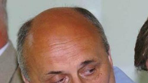 Bývalý šéf komise rozhodčích Milan Brabec (vlevo).