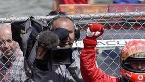 Michael Schumacher se po GP Kanady vyhoupl do čela průběžného pořadí MS.