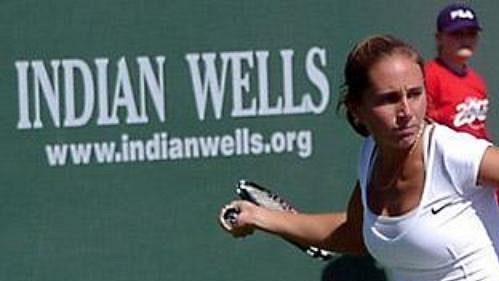 Argentinská tenistka Gisela Dulková