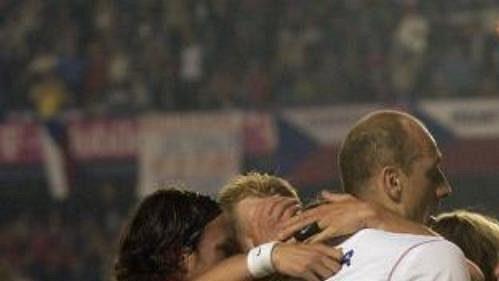 Podaří se českým fotbalistům postoupit na mistrovství světa?