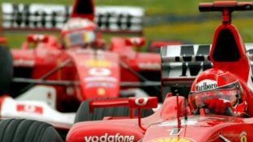 Michael Schumacher vyhrál vImole svou první letošní velkou cenu.