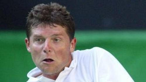 Jiřího Nováka čeká vprvním kole Wimbledonu peruánský tenista Luis Horna.