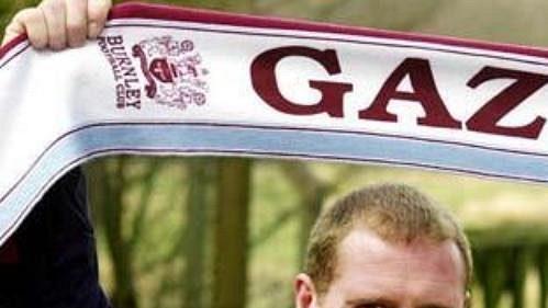 Na Gazzu zapomeňte, vzkazuje Paul Gascoigne.
