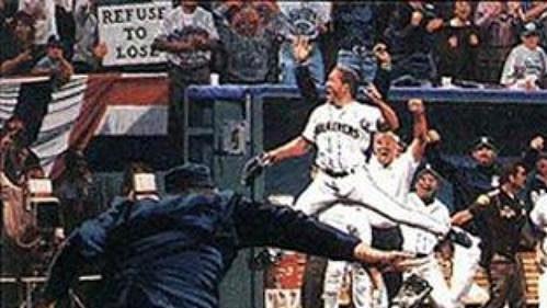 Baseball - ilustrační foto