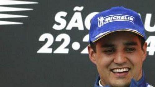 Juan Pablo Montoya vyhrál ve formuli 1 sedm Velkých cen.