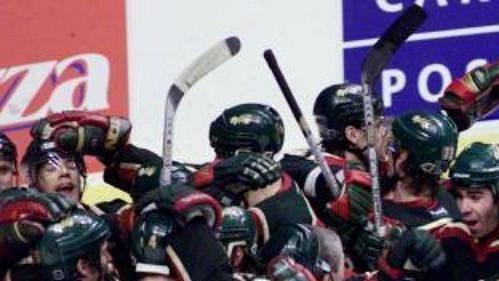 Hokejisté Minnesoty Wild zvládli další dokonalý obrat série.