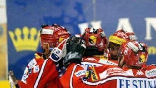 Hokejisté Pardubic se probojovali do semifinále play-off České Pojišťovny.