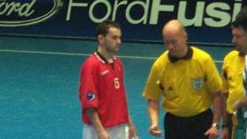 Futsal - ilustrační foto