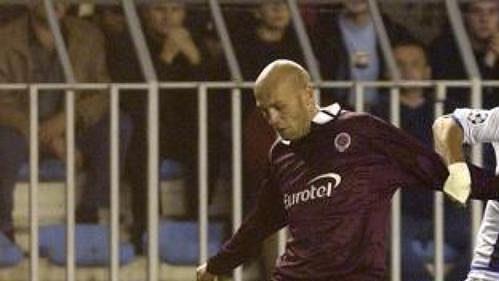 Vprvním utkání Ligy mistrů Sparta prohrála slondýnskou Chelsea 0:1.