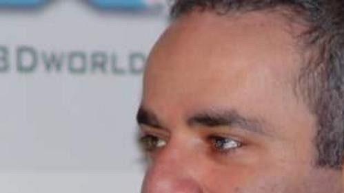 Nejlepší šachista světa Garry Kasparov