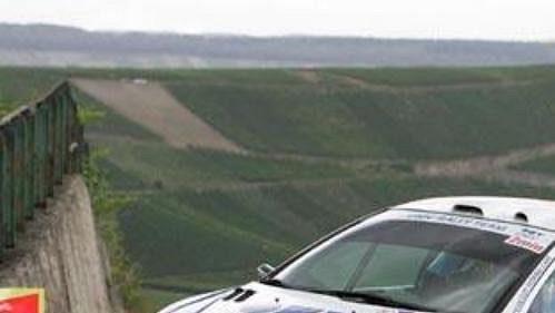 Peugeot 206 WRC Štěpána Vojtěcha