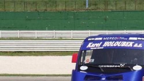 Buggyra Truck Racing Team získal v loňské sezóně zásluhou Němce Körbera titul mistrů Evropy.