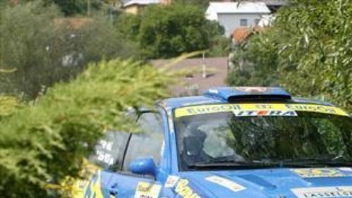 Václav Pech vyměnil Ford Focus WRC 03 za letošní model.