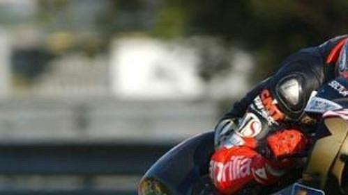 Manuel Poggiali ze San Marina triumfoval vsobotní Grand Prix Brazílie vkubatuře do 250 ccm