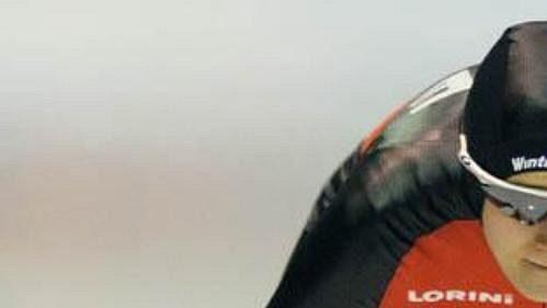 Rychlobruslařka Martina Sáblíková vyhrála první závod SP v Saltk Lake City na 3000 metrů. (ilustrační foto)