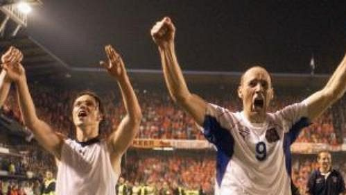 Čeští fotbalisté byli vkvalifikaci na Euro 2004 nepřemožitelní