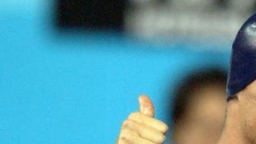 Světovým rekordem okořenil německý znakař Thomas Rupprath své vítězství vzávodu na padesát metrů vBarceloně.
