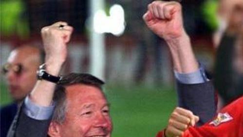 Alex Ferguson vs David Beckham.