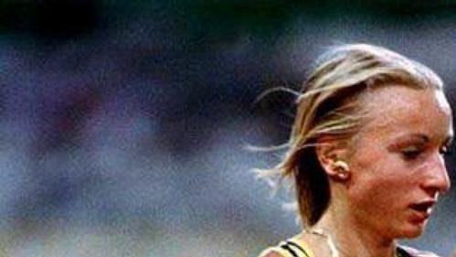 Rumunská běžkyně Gabriela Szabóová.