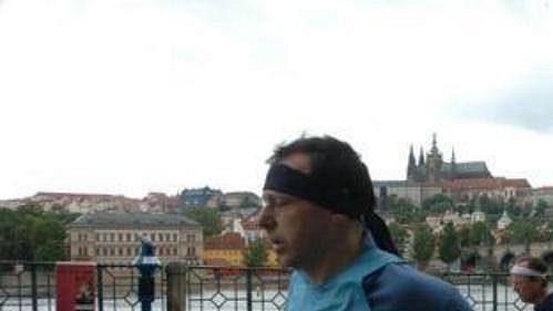 Trasa půlmaratónu vede z velké části historickým centrem Prahy.