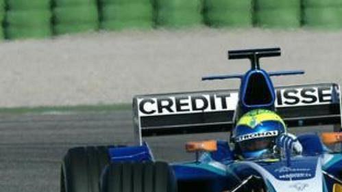 Stáj Sauber je od letošní sezóny vrukou automobilky BMW.