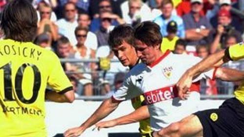 Jan Koller dostal od vedení Borussie Dortmund dvě varianty prodloužení kontraktu.