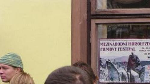 Kinosál v Teplicích nad Metují bude Mezinárodní horolezecký filmový festival hostily Teplice nad Metují už pojednadvacáté.