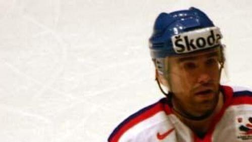 Útočník Slovenska Zigmund Pálffy