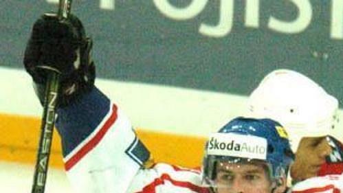 Milan Kraft vdresu české reprezentace