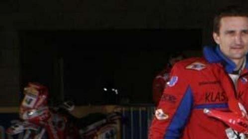 Dušan Randýsek po úspěšné technické přejímce před startem Rallye Dakar.