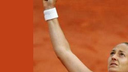 Francouzská tenistka Mary Pierceová