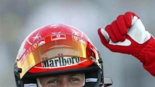Platový strop by zasáhl inejlépe placeného jezdce F1 Michaela Schumachera.