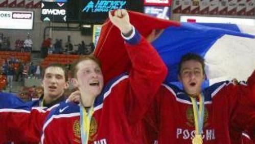 Na MS 2007 vRusku se může představit řada hokejistů ztýmu, který letos vyhrál juniorský titul mistrů světa