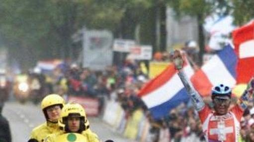 Do dopingových sítí se zapletl icyklistický mistr světa Oscar Camenzind