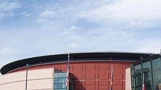 Pepsi Center v Coloradu. Ilustrační foto.