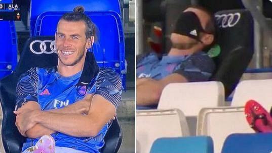 Gareth Bale pořádně naštval fanoušky Realu Madrid