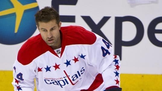 Obránce Roman Hamrlík mění v NHL dres, z Washingtonu se stěhuje mezi New York Rangers