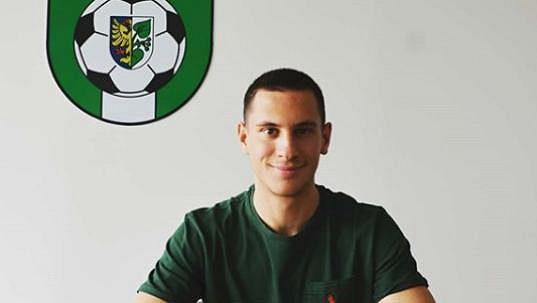 Fotbalisté Karviné ještě před uzávěrkou přestupů rozšířili kádr o chorvatského útočníka Matka Babiče.