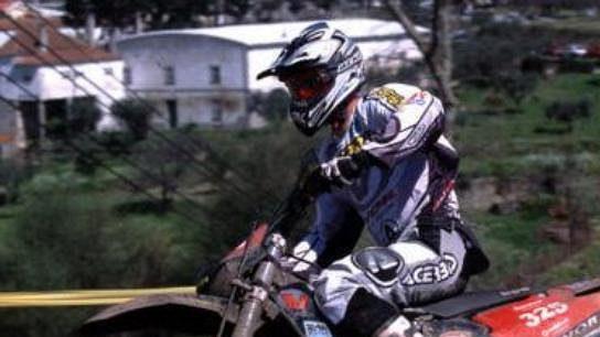 Letošní evropský šampion v motokrosu Roman Michalík - ilustrační foto