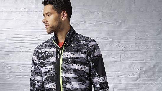 Větrovka Reebok Running Essentials Woven Jacket