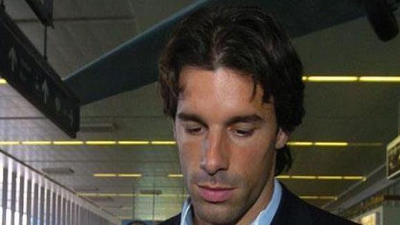 Útočník Ruud Van Nistelrooy