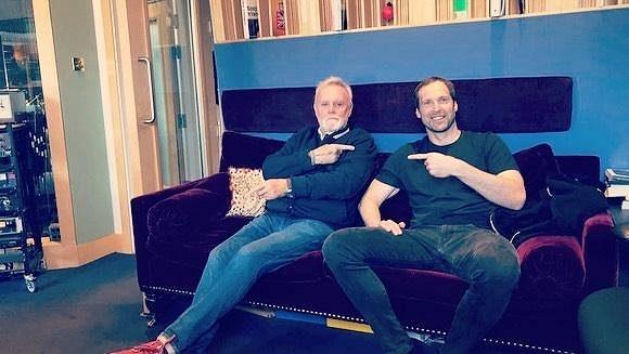Roger Taylor a Patr Čech si padli do noty...