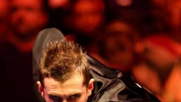 Mark Selby na turnaji Masters