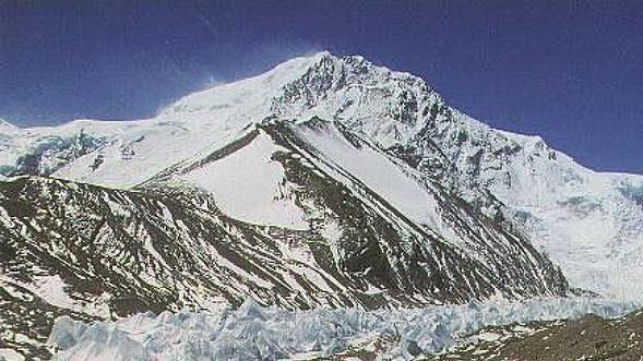 Šiša Pangma (8046 m)