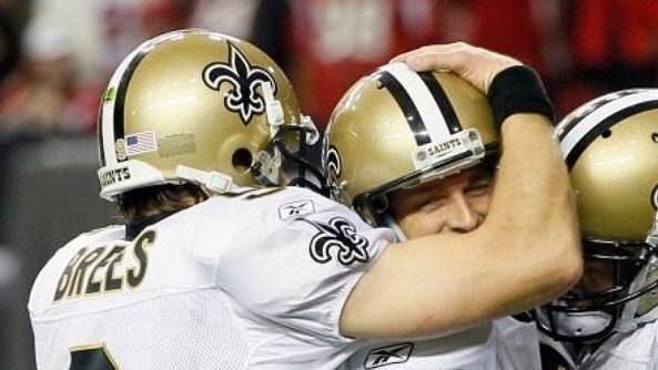 New Orleans Saints porazili v prodloužení Atlantu Falcons