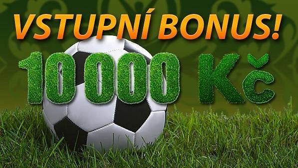 Vstupní bonus 10.000 Kč