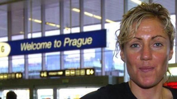 Norská bikerka Gunn-Rita Dahleová