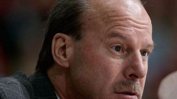Hokejový trenér Mike Keenan