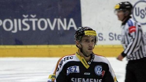 Útočník Sparty Praha Michal Sivek, když ještě byl profesionálním sportovcem.