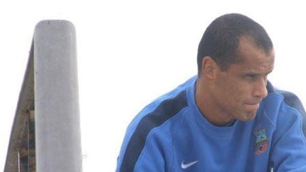 Brazilský fotbalista Rivaldo